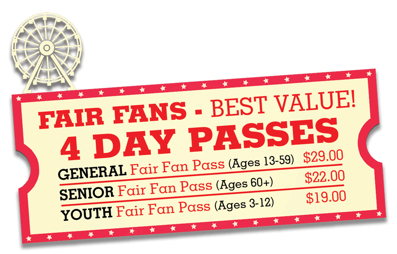 Fair Fan Passes