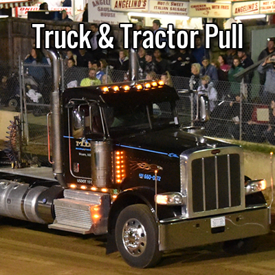 Tractor & Truck Pulling