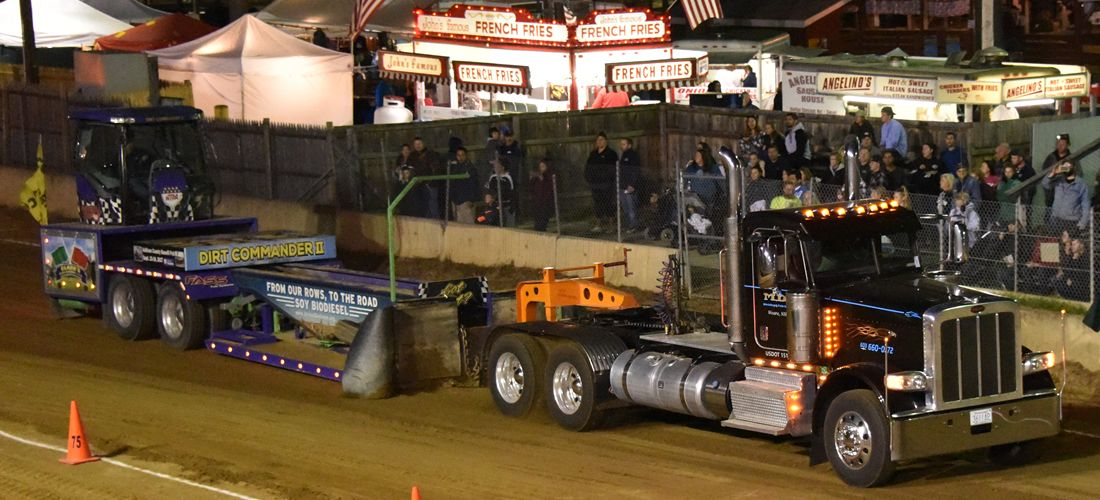 Truck & Tractor Pulls - Hopkinton State Fair