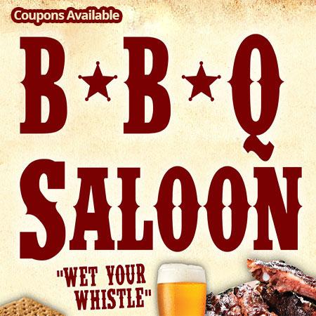 B-B-Q Saloon