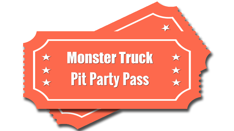 Pit Party Pass